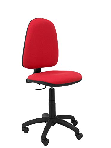 Broekdragers en Crespo (PIQU7) stoel Ayna Bali rood/aardbei kantoor, eenheidsmaat