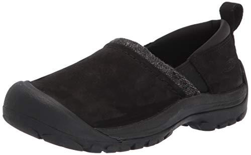 KEEN womens Kaci 2 Winter Slip on Clog Hiking Shoe, Black/Black, 10 US