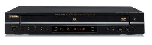 Great Features Of Yamaha DV-C6770 5-Disc Progressive-Scan DVD-Audio/SA-CD Changer