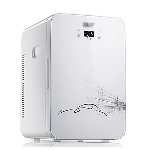 Frigoríficos mini Refrigerador de 22L refrigerador para automóvil pequeño refrigerador pequeño refrigerador Individual Gran Espacio para un fácil Almacenamiento