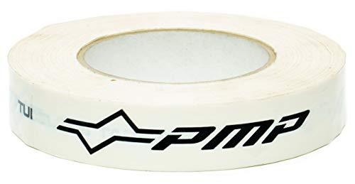 PMP Tape - Cinta de Llanta Tubeless Ancha 27 mm para Llantas con Canal Interior Entre 23 y 26 mm. Ideal para MTB Tubeless Ready