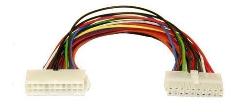 InLine 26641 Stromadapter intern, 20pol ATX-NT zu P8/P9 AT-Mainboard, 0,2m