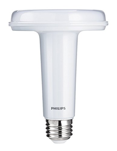 PHILIPS 452367 9.5W 120V LED Slim Style BR30 2700K Dimmable Medium Bulb - 6 Pack