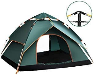 Translated IREANJ Outdoor Tent 2-5 People Opening Quick security Po Fully Automatic