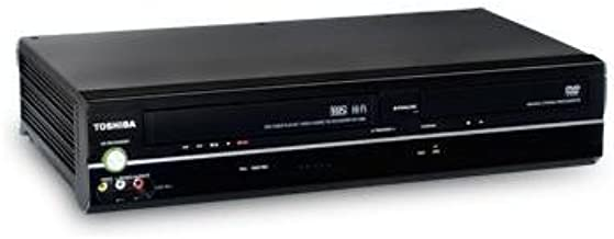 Toshiba SD-V296 DVD Player/VCR Combo, Progressive Scan Dolby Digital Remote Control, Black