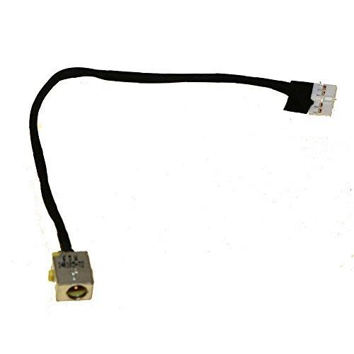 Original DC power charging jack in cable for ACER ASPIRE V5-571-6647 V5-571-6662