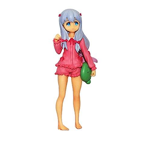 WIJJZY Aoemone Eromanga Sensei 5th Generation Izumi Sagiri Anime Figuras Dibujos Animados Juego Carácter Modelo Cumpleaños Regalo Estatua Colección Decoración
