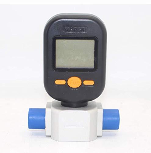 HYLH Medidor Digital de Flujo másico de Gas MF5712 Probador de Velocidad de Flujo de Aire de Gas protable 0-200L / min