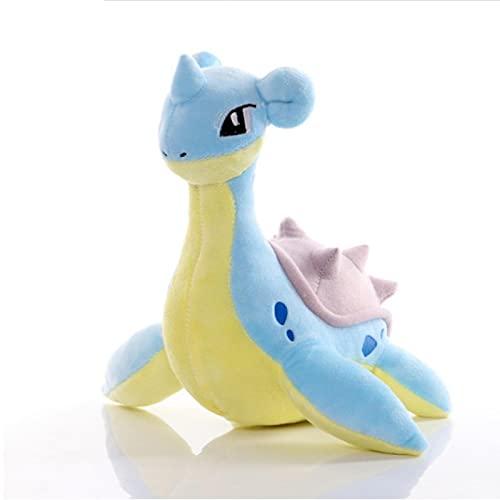 vwsitc Plush Toys Anime Toys Plush Doll Squirtle Bulbasaur Jigglypuffs Eevee Snorlax Kids Gift 20Cm