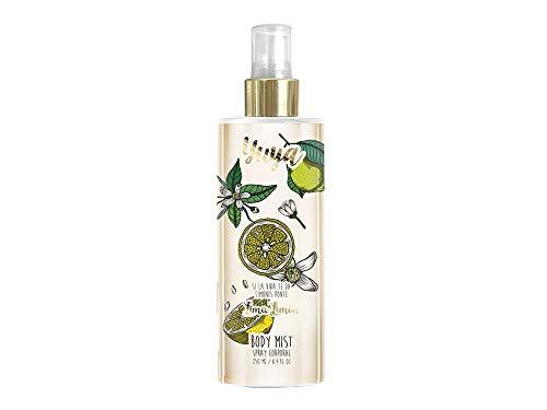 Body Mist Limon marca YuYa