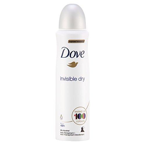 Dove Invisible Dry Anti-perspirant 48h 150 ml