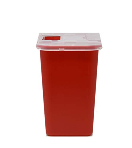 buy  Oakridge 2 Gallon Sharps Disposal Containers (3 ... Diabetes Care