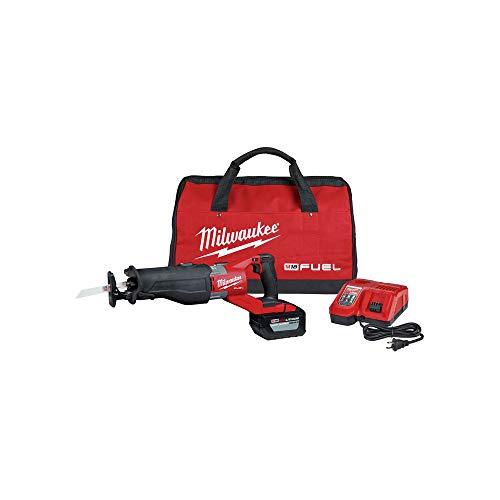 Milwaukee Electric Tools 2722-21HD Fuel Super Sawzall Kit