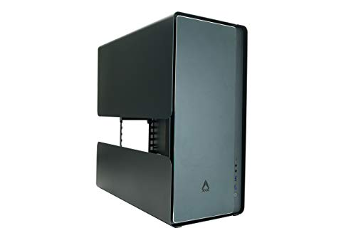 AZZA Cast 808 Mid-Tower case (Black) (CSAZ-808B Black CAST)