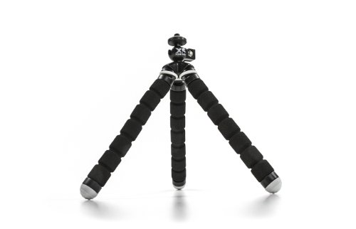 XSories Bendy Medium Flexible Tripod (Black & White)