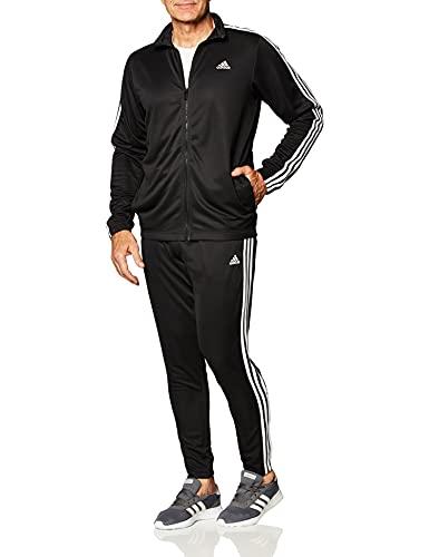 adidas Herren MTS Athl Tiro Tracksuit, Black, L