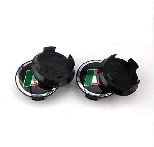 58MM 4PCS para Jaguar R Alloy Car Wheel Center Logo HUB Cap Badge