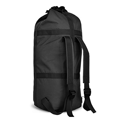 TYOLOMZ Outdoor Travel Sports Adventure Nylon Backpack Male 70L Large Capacity Multifunctional Casual Luggage Bag