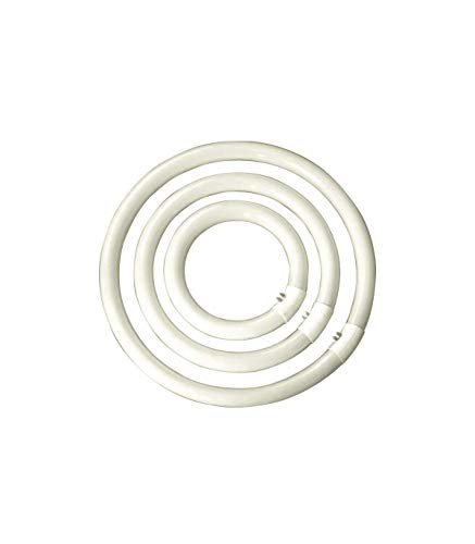 Lámpara circular FLUORESCENTE al NEÓN de 32 VATIOS luz blanca