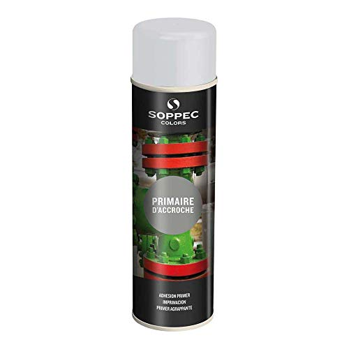 Soppec Primer_W Primer voor Athen, wit, 500 ml