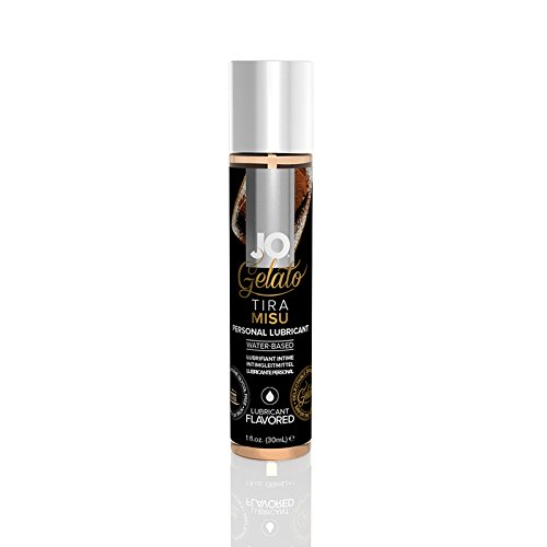 JO Gelato - Mint Chocolate - Lubricant (Water-Based) 1 fl oz / 30 Ml