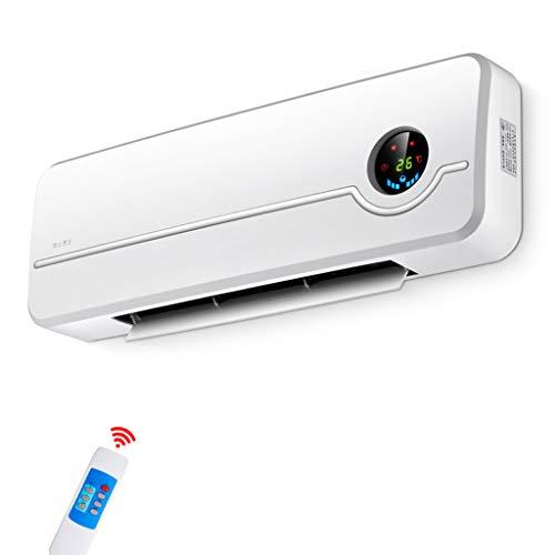 Huishoudelijke verwarming muur gemonteerde verwarming in woonkamer elektrische radiator waterdicht elektrische ventilator energiebesparend stroom met airconditioning
