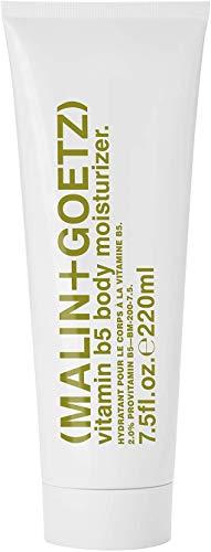 Malin + Goetz Vitamin B5 Body Moisturizer- hydrating body moisturizer for men and women, soothing hydrating natural ingredient lotion for all skin types. cruelty-free,vegan 7.5 Fl Oz
