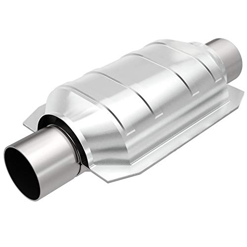 MagnaFlow Standard Grade Federal/EPA Compliant Universal Catalytic Converter 94106
