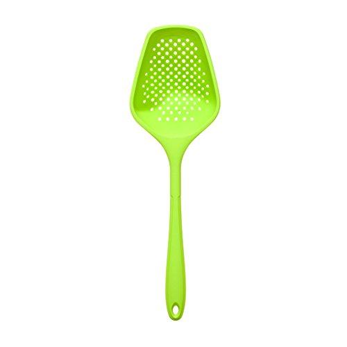 Kochblume Silikon Siebschaufel (grün)