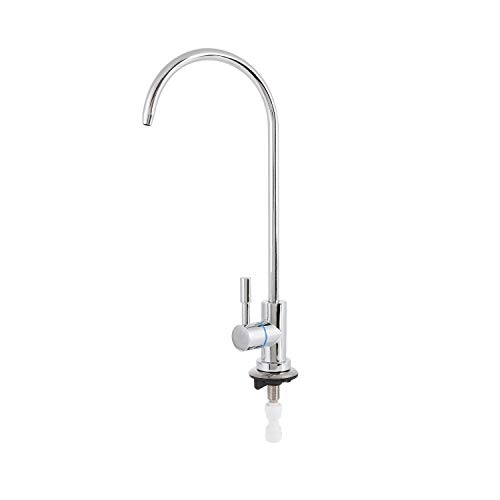 TOPWAY Ósmosis inversa del grifo del fregadero de la cocina del grifo del agua potable…