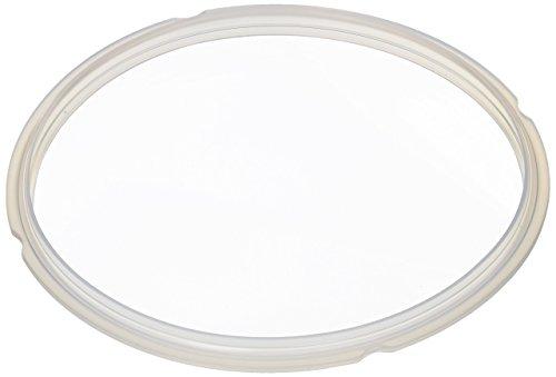 Instant Pot - Arandelas de estanqueidad para modelos 5Qt/L o 6Qt/L (2 unidades), color blanco transparente, silicona, Color blanco transparente, 8 Quart