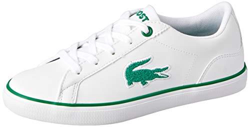 Lacoste Lerond Kinder Sneaker Weiß