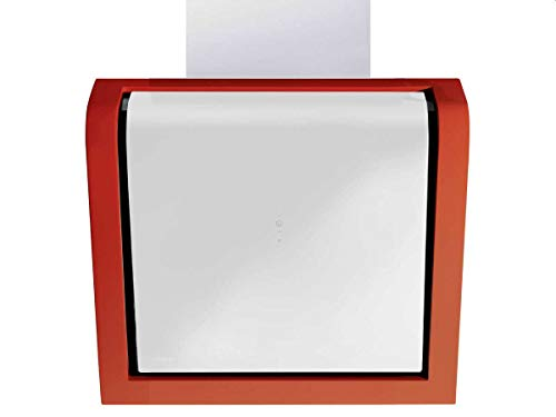 Oranier Limara 75 W - 8602 76 Kopffreiesse Wand Dunstabzugshaube Weiß/Lindgrün