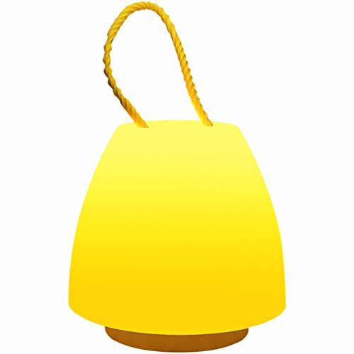 XUANLAN Veilleuse Creative Charge Télécommande Gradation Nuit Lumière Bébé Alimentation Plug-in Chambre Chevet Oeil Lampe De Table