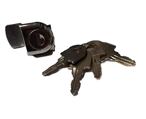 Briefkastenschloß für Altus DAD Briefkästen-und Anlagen mit 4 Schlüsseln