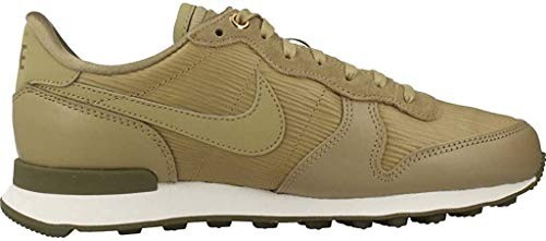 NIKE Weiblich Internationalist Premium Sneaker Low