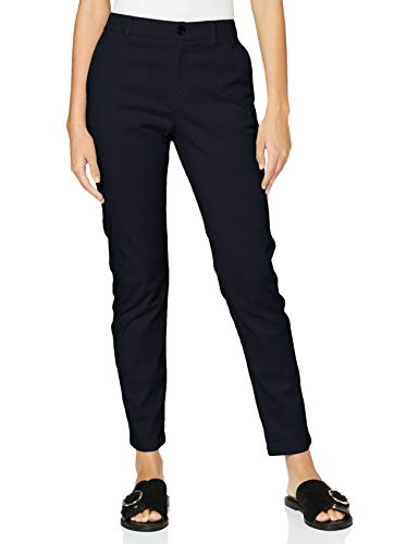 BOSS Damen Sachini5-d Pants, Open Blue (466), 32 EU