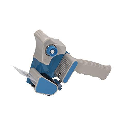 "TTO Packbandabroller 3"", Blau/Grau"