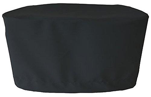Abdeckhauben-Shop.de Schutzhülle für Ihre Play:5 der 2.Generation von Sonos | Atmungsaktiv & 100% Wasserdicht | Exakte Passform | Farbe Schwarz
