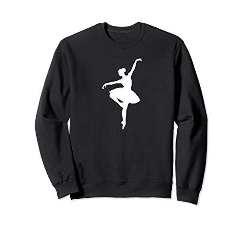 Dancing ballerina Ballet Girl Ballerina Dancer Gift Sweatshirt