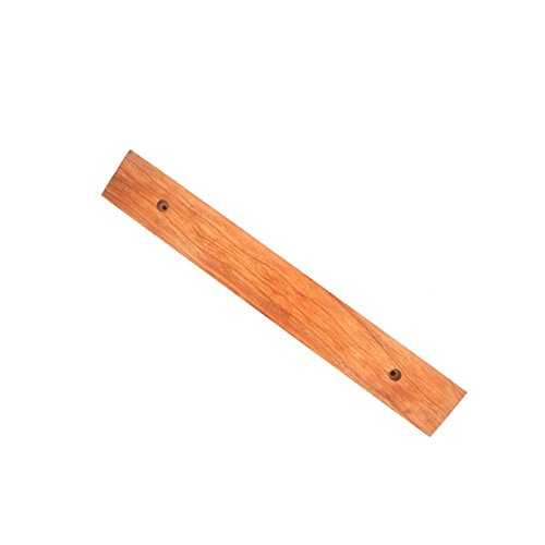 Hanging Magnetic Wood Knife Rack Knife Holder For Safe Clean And Tidy Storage Of All Kinds Of Metal Items Creative Kitchen Tools,WoodColor