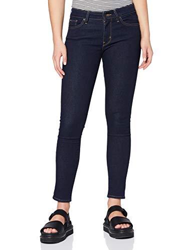 Levi's Damen 711 Skinny Jeans, to The Nine, 32W / 32L