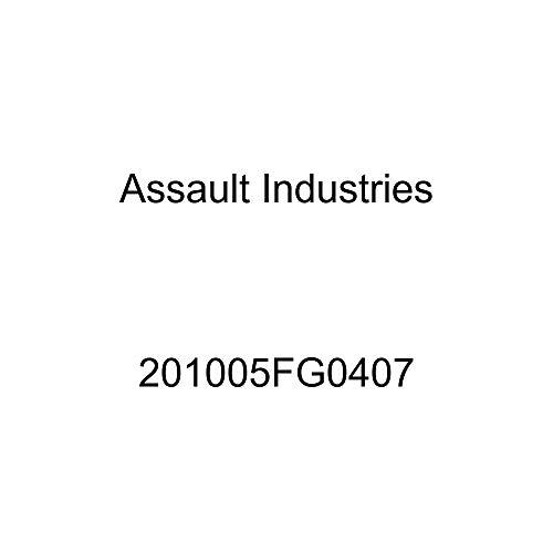 Assault Industries 201005FG0407 Hellfire V2 Grill, Orange