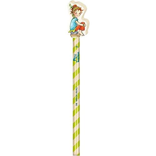 Crayon de papier avec gomme Pipa Lupina