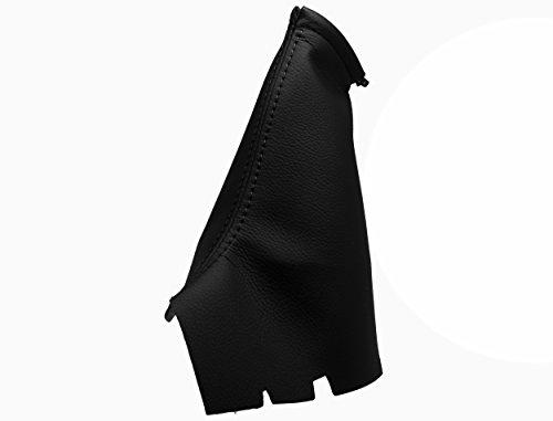 JPstraps Soufflet Levier de Vitesse 100/% Cuir Noir compatible pour BMWSERIE3M3 ////// E36-E46