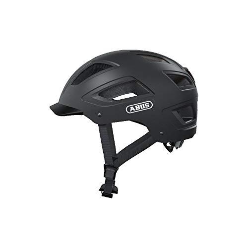 ABUS Hyban 2.0 Stadthelm - Robuster Fahrradhelm für den Alltag mit ABS-Hartschale - für Damen und Herren - 86917 - Blau, Größe M