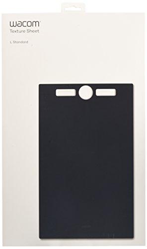 Wacom - Feuille texturée pour Intuos Pro PTH-860 - Taille L - Standard