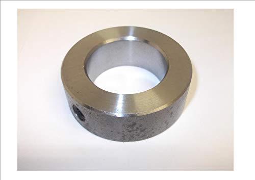 Innovo BS4185 - Collar de Eje de Acero sólido con Tornillo de sujeción sólido de una Pieza (1,1/8')