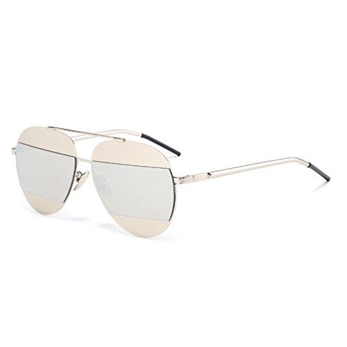Tansle Jungen Sonnenbrille, Silber