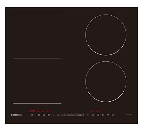 Samsung NZ64R3747BK Nero Da incasso 60 cm A induzione 4 Fornello(i)